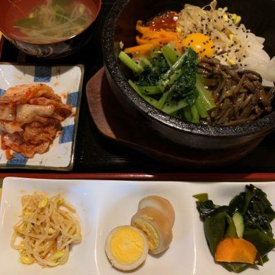 韓国家庭料理 チョルラド