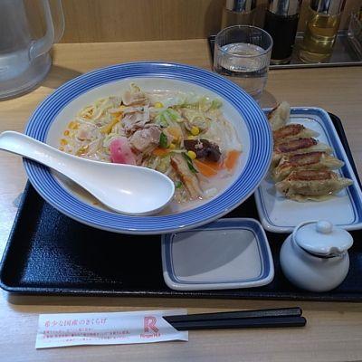 リンガーハット JRお茶ノ水店