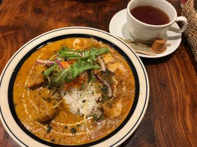 Curryria&Cafe 笑夢