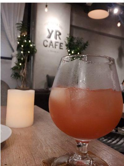 YR CAFE by恵比寿楽園テーブルの口コミ