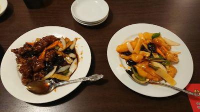 台湾料理 シンオウ