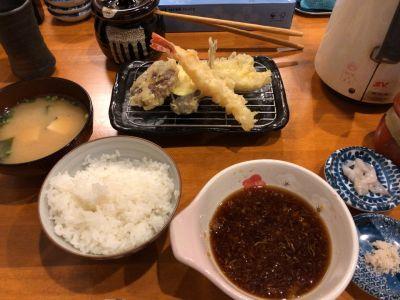 天ぷら わた辺