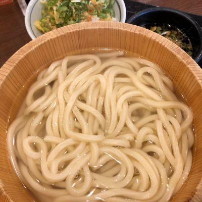 丸亀製麺 テラスウォーク一宮店