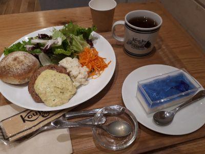 発酵デリカテッセン カフェテリア コウジ&コー (Kouji&ko)