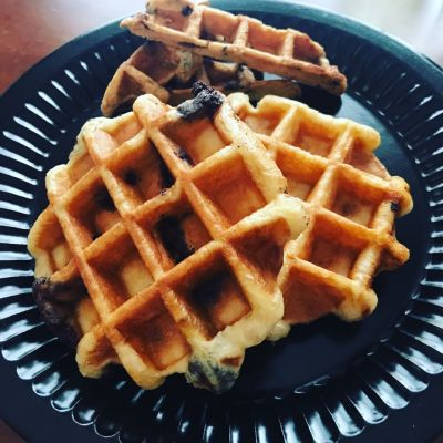 waffle factory Liege 楚辺本店