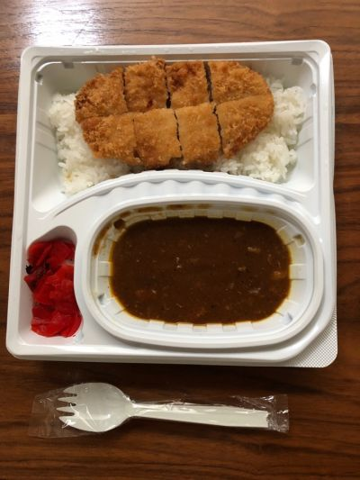 日乃屋カレー 新潟亀貝店
