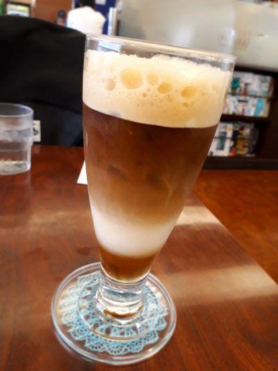 コーヒーショップ海