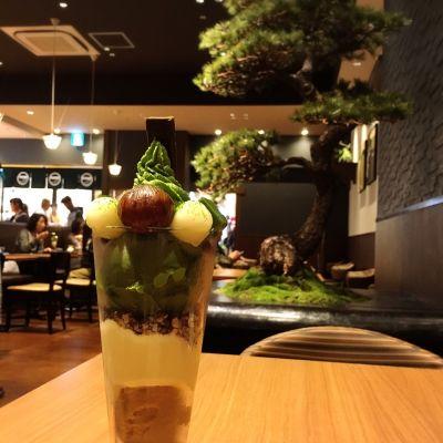 茶匠 清水一芳園 三井アウトレットパーク札幌北広島店