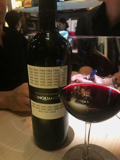 wine酒場 タスク
