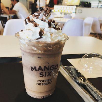 MAGOSIX  鬼茶房 Oni Cafe店内