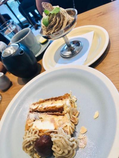 キハチカフェ 東急百貨店たまプラーザ店の口コミ
