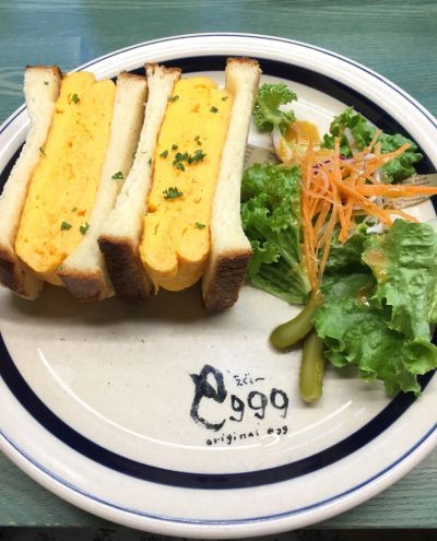 eggg Cafe 小平本店