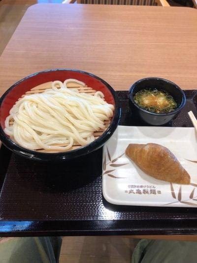 丸亀製麺 ゆめタウン佐賀