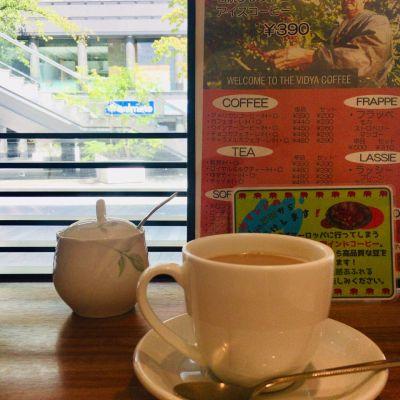 VIDYA CAFE梅田店(ヴィディヤカフェ)