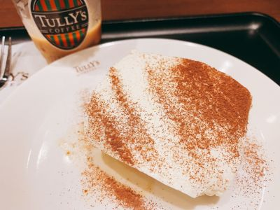 タリーズコーヒー ルクアイーレ5階店