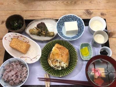 佐々木豆腐店 食事処 豆遊