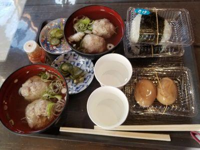 道の駅富楽里とみやま 喫茶・軽食 菜の花