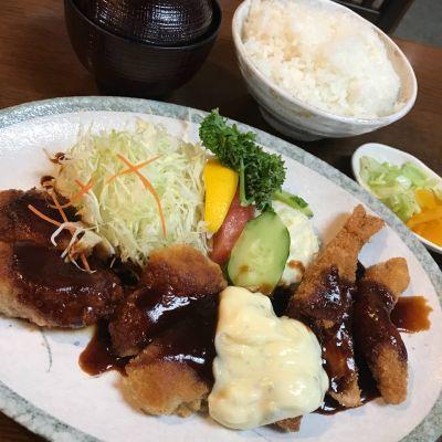 元祖焼とんかつ オゼキ 鈍池店