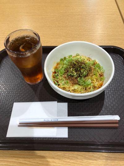 汁なし坦担麺くにまつ  広島LECT店