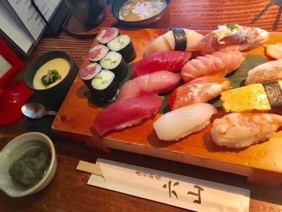 寿司厨房 六山