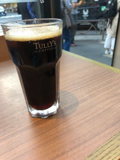 TULLY'S COFFEE  虎ノ門桜田通り店