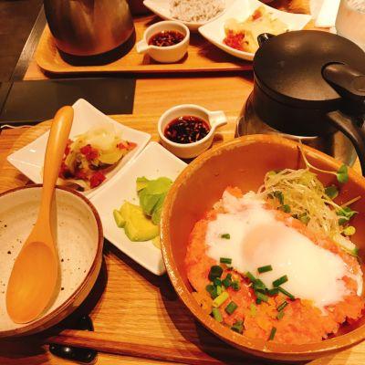 こめらく たっぷり野菜とお茶漬けと。渋谷ヒカリエ店