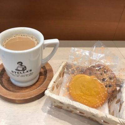 ステラおばさんのクッキー  パレット久茂地店