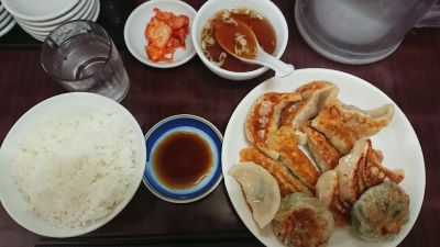 餃子専門店 藤井屋の口コミ