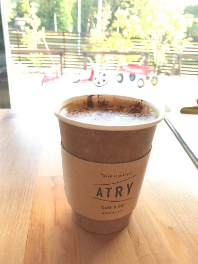 ATRY Café & Bar アトライ カフェアンドバー