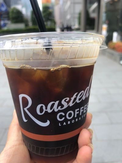 Roasted COFFEE LABORATORY 青山店