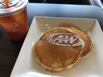 A&W Plus Cafe プラザハウス店