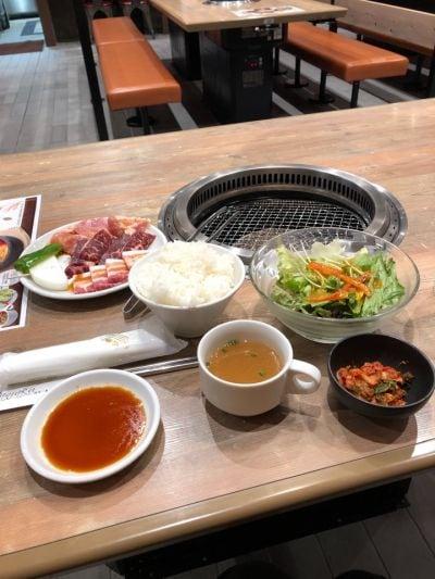 焼肉一番団楽 広島LECT店