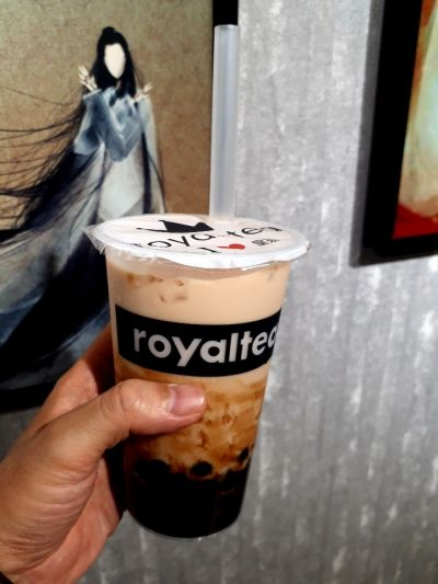 royal tea 皇茶