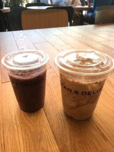 DEAN & DELUCA CAFE 新百合ヶ丘OPA店