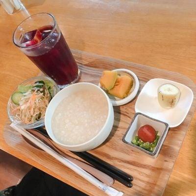 cafe de 神楽