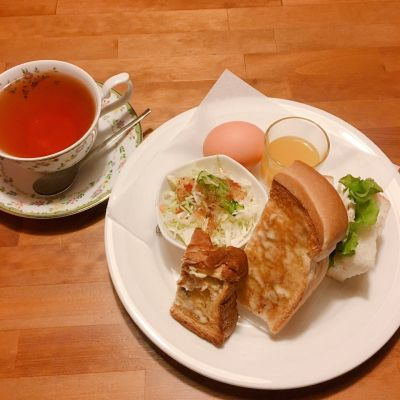 Cafe 来人喜人(きときと)
