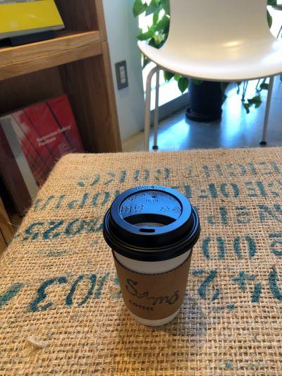 SAMO COFFEE 広島LECT店
