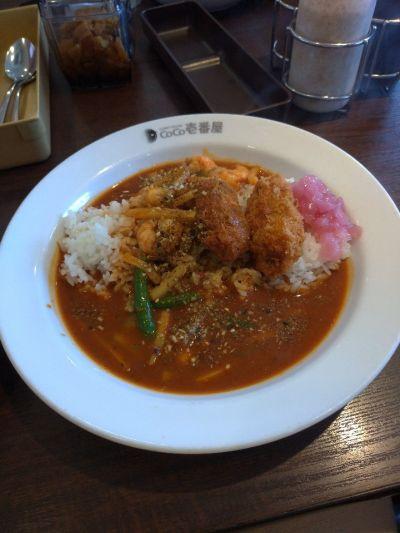 CoCo壱番屋 熊本戸島店