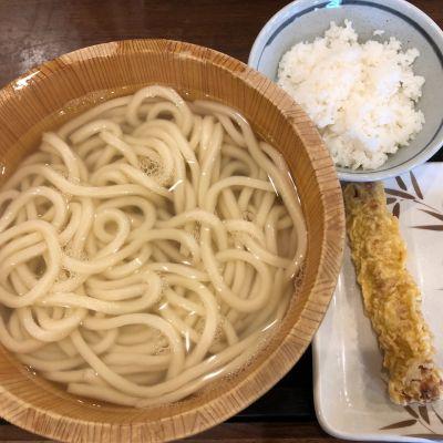 丸亀製麺 津島店の口コミ