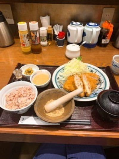 濱かつ 御影浜勝店