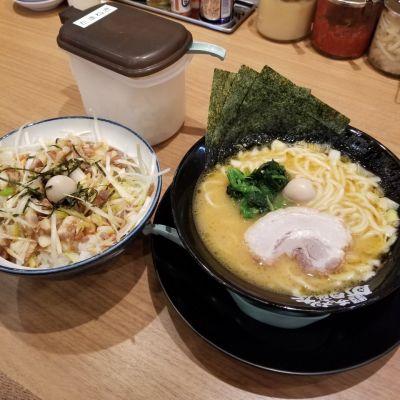 横浜家系らーめん 町田商店 東村山店