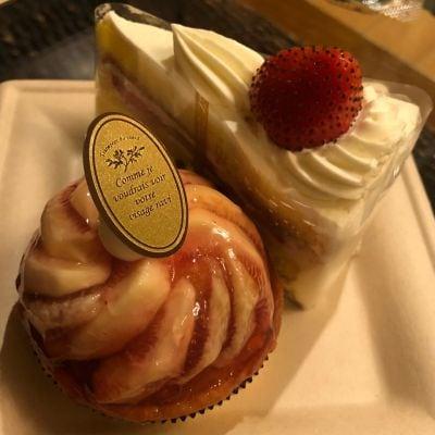 ケーキ屋おおはし