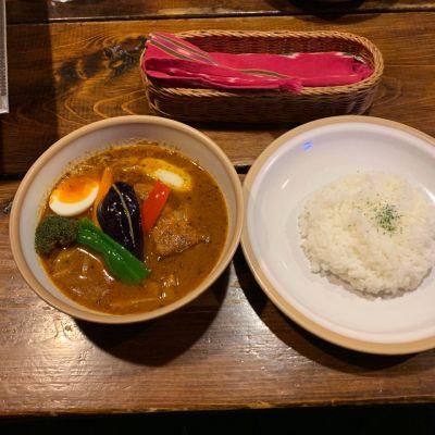 スープカリー 藤乃屋