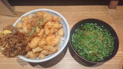 天丼金子屋 赤坂店