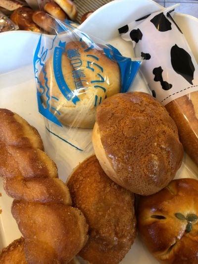 パンとお菓子の店 麦工房 NANAKURAの口コミ