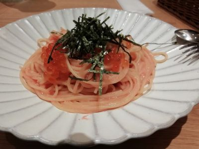スパゲッティそら コレド室町2店