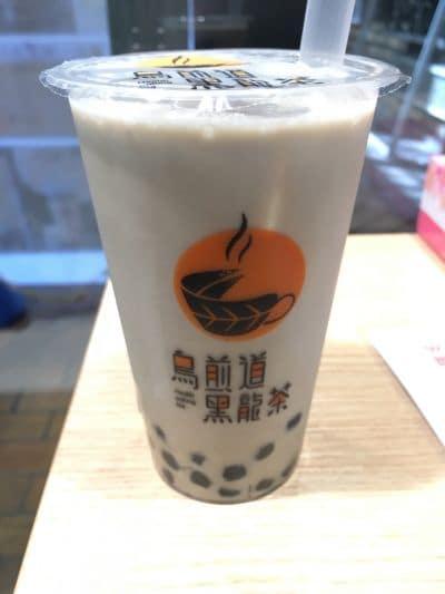 烏煎道黒龍茶 国立店