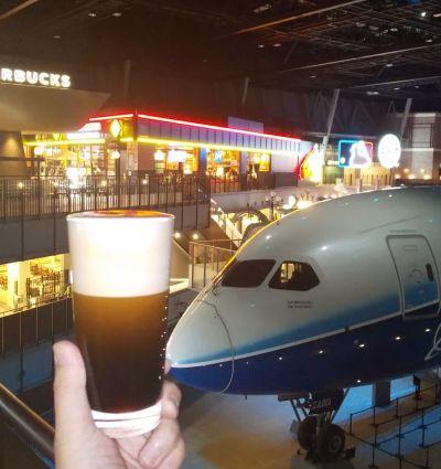 スターバックスコーヒー 中部国際空港セントレアFLIGHT OF DREAMS店