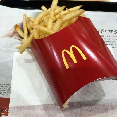 マクドナルド グリーンプラザべふ店