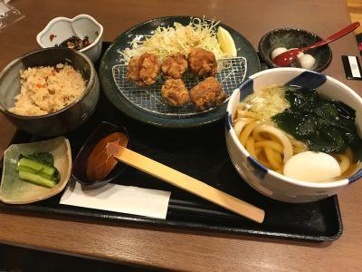 そば茶屋きなさ 京都MOMO店